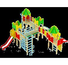 """Ігровий комплекс """"Високий замок"""""""