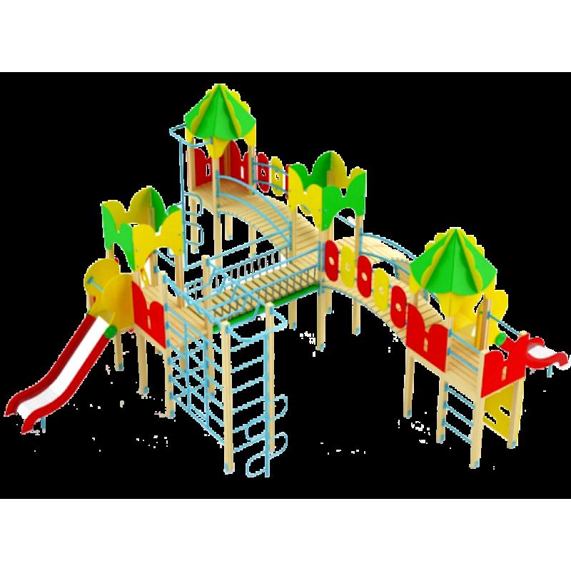 """Игровой комплекс """"Высокий замок"""""""