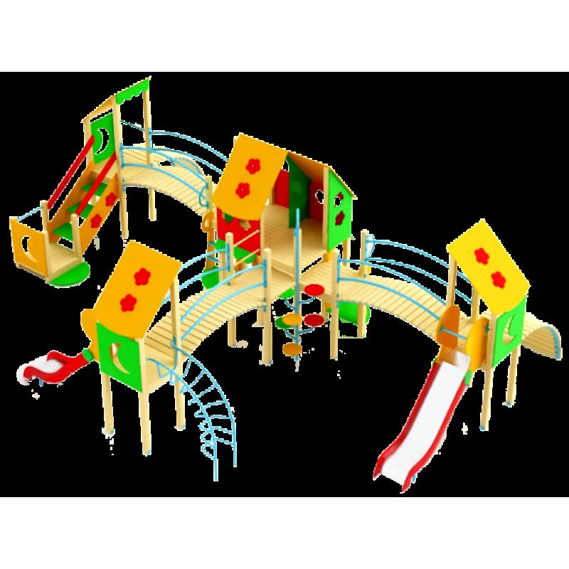 """Ігровий комплекс """"Космічна станція"""""""
