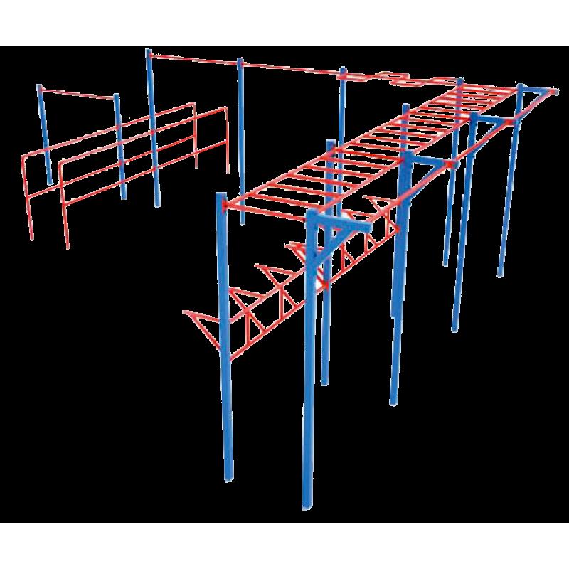 Гімнастичний комплекс великий
