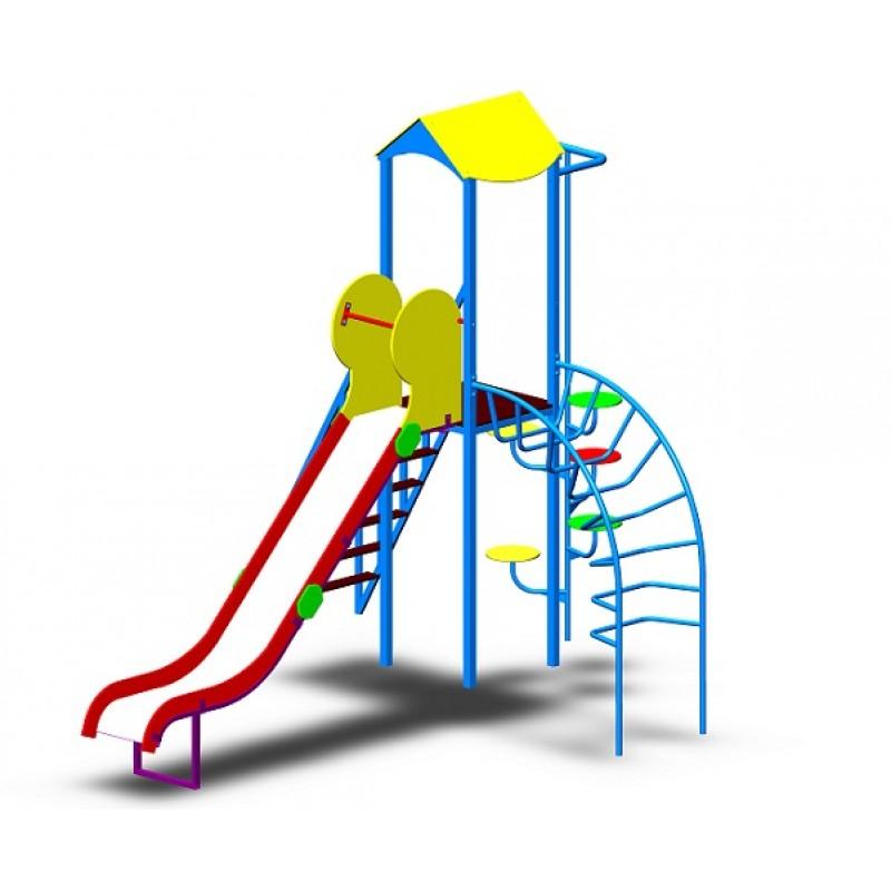 Дитячий ігровий комплекс «Смішарик»