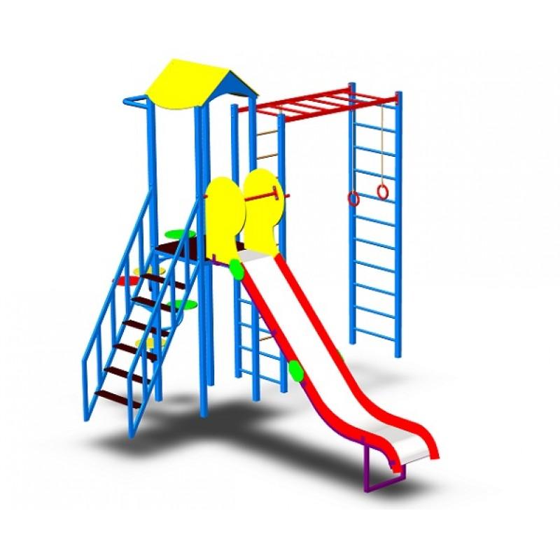 Детский игровой комплекс «Фишка»