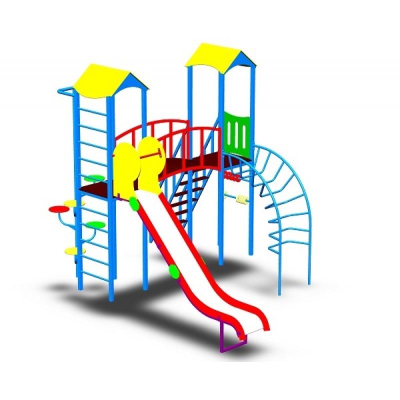 Детский игровой комплекс «Оптимус»